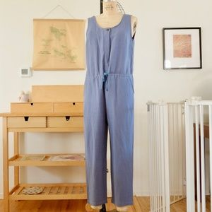 Sz. M Bridge & Burn x Wildfang Marta Jumpsuit